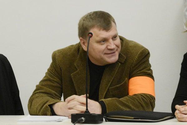 Sergej Salmanov.
