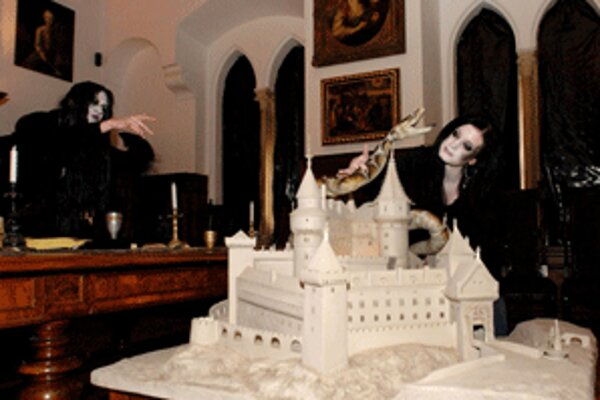 V sobotu večer môžete na Bojnickom zámku absolvovať nočnú prehliadku.