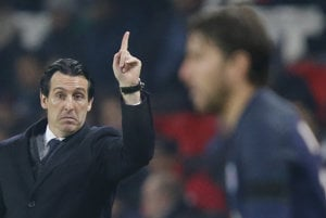 Zverenci trénera Unaia Emeryho (PSG) prehrali tretí raz v tejto sezóne.