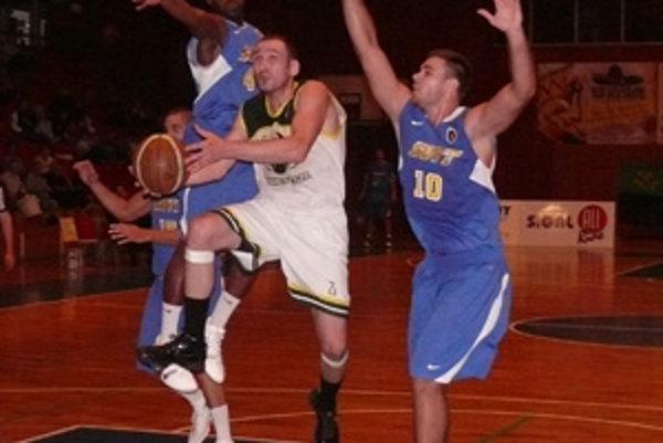 Viliam Ridzoň patril k ťahúňom prievidzského tímu.