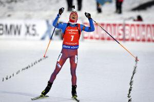 Anton Babikov nebude v Kontiolahti štartovať.