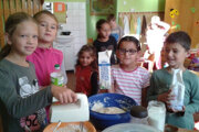 Školáci sa venujú množstvu rôznorodých aktivít.