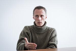 Novinár Marek Vagovič