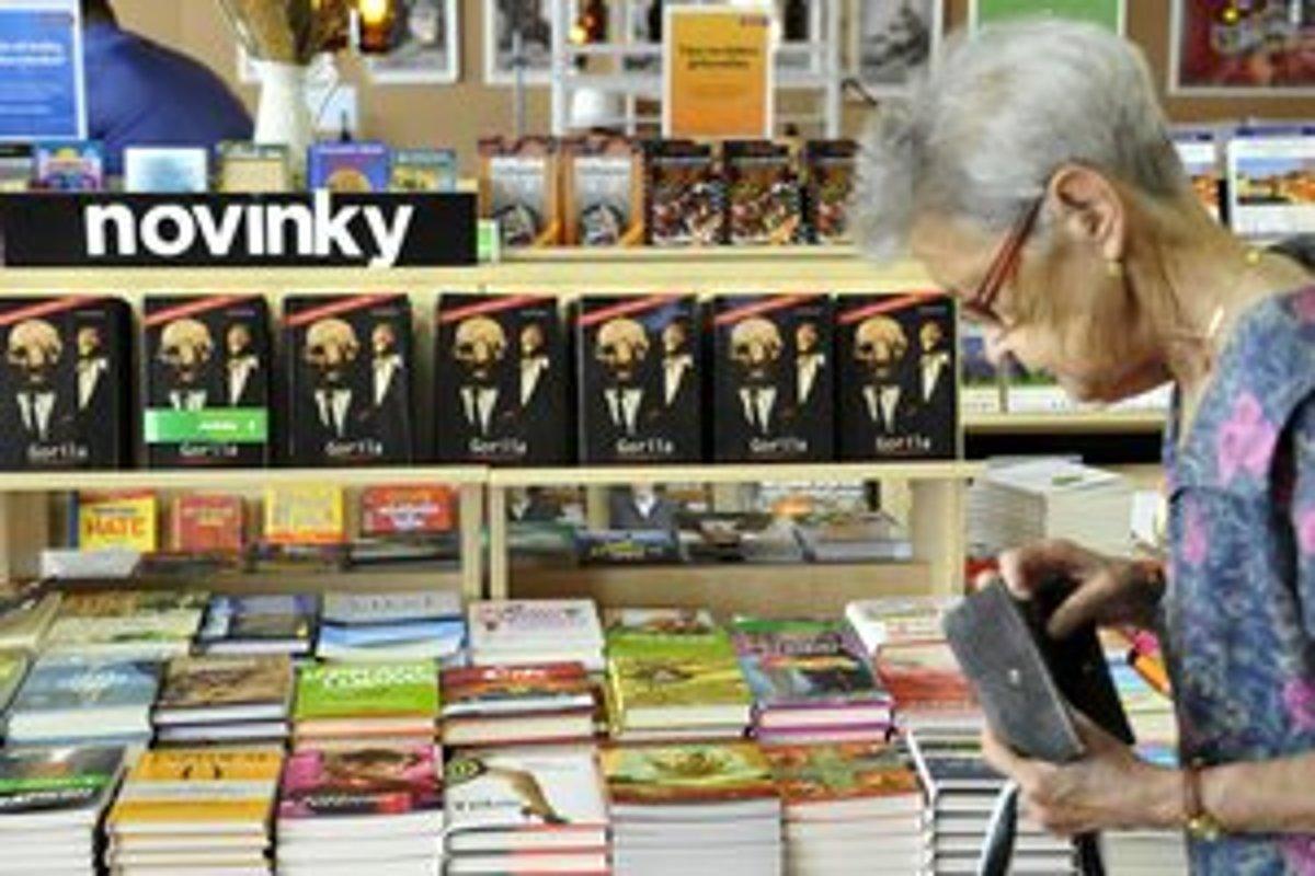 cebf4a1cb Medzi najpredávanejších slovenských autorov patrí aj Kanaďan Tom Nicholson  s knihou Gorila.