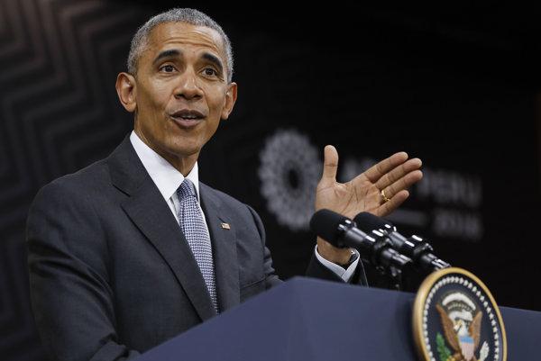 Barack Obama sa už počas svojho mandátu netajil tým, že je otvorený novým veciam.
