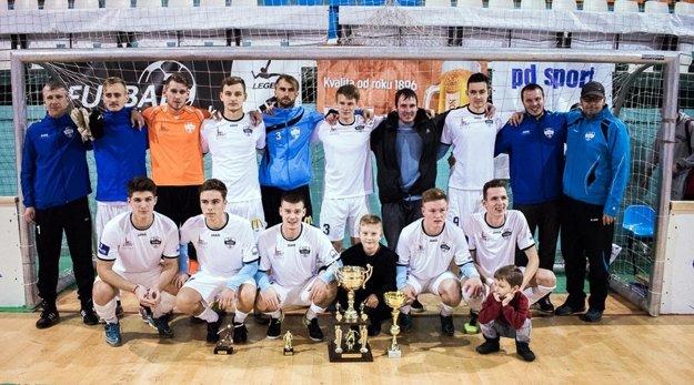 1. miesto: FC Nitra.