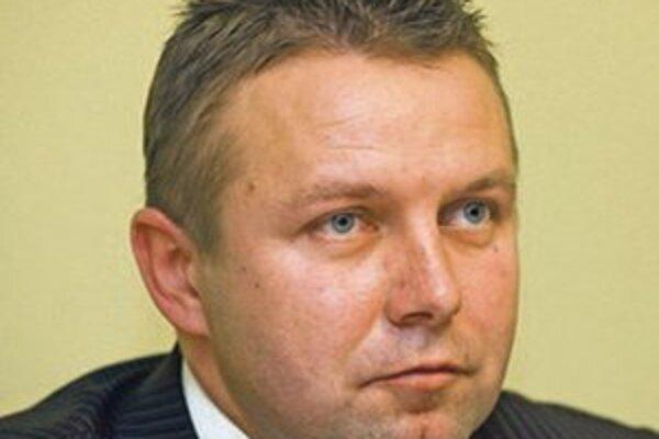 Obvinený vicežupan Smeru Vladislav Borík.