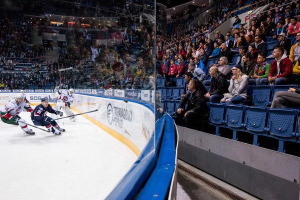 HC Slovan Bratislava je jediným slovenským zástupcom v KHL.