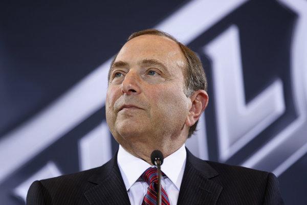Gary Bettman tvrdí, že od niektorých cítiť silný odpor voči účasti hráčov NHL v Pjongčangu.