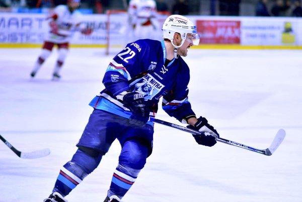 Henrich Ručkay otváral skóre zápasu.