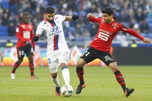 Zo zápasu Lyon - Rennes.
