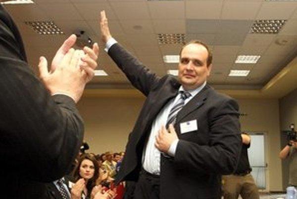 Pavol Frešo je novým predsedom SDKÚ.