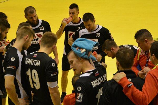 V Prešove prehrali Topoľčany o päť gólov.