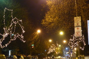 Akciám a podujatiam kraľujú všadeprítomné Vianoce.