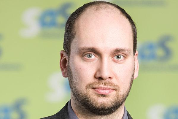 Karol Galek z SaS.
