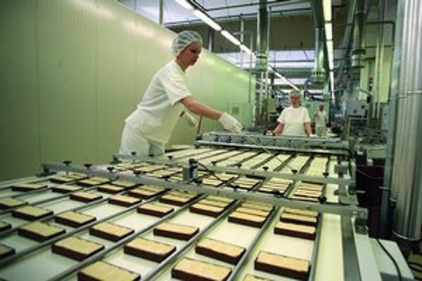 V Pečivárňach Sereď vyrábajú horalky od roku 1965.