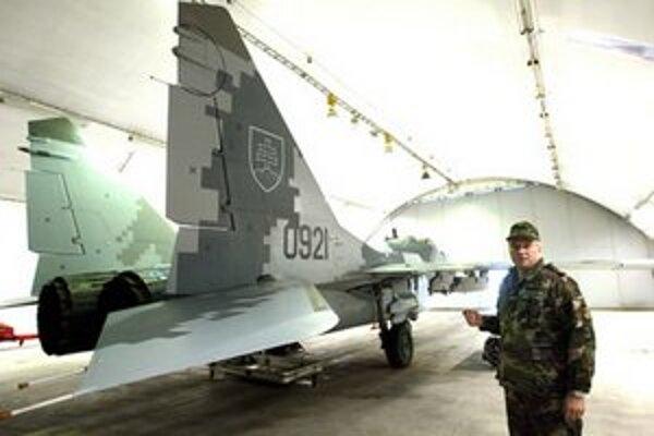 Naše MiG-y by mali vydržať do rokov 2029 až 2035.