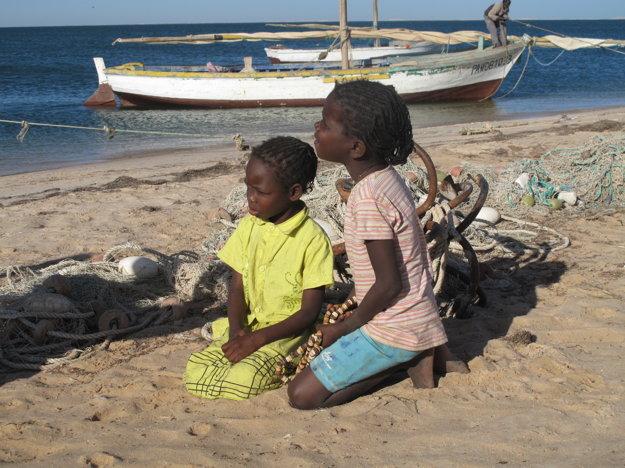 Osada Iwik v Mauretánii.