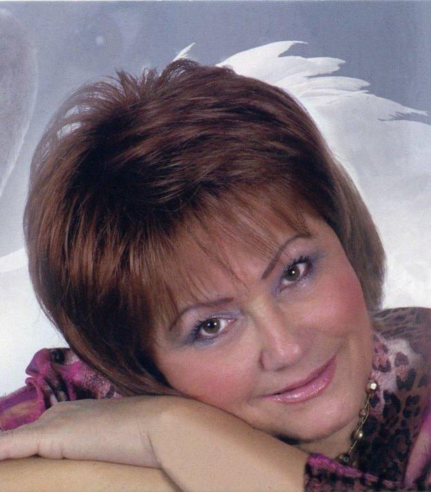 Marta Križanová nedávno nahrávala vianočný program do televízie.