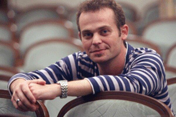 V programe Partička sa predstaví aj herec Marián Miezga.