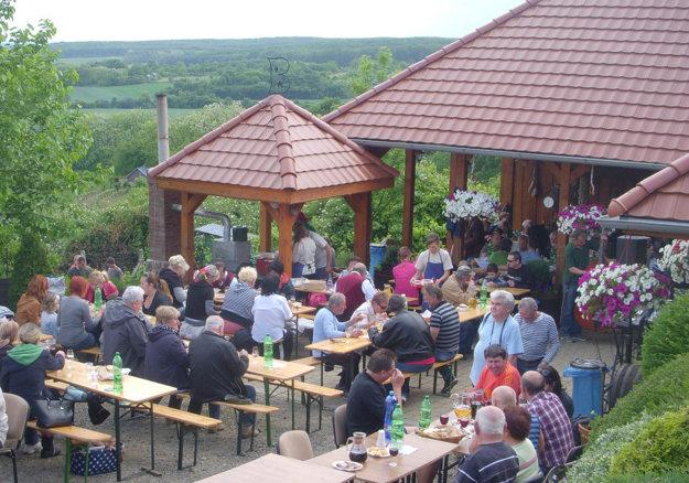Veselí tekovskí vinári organizujú podujatia celoročne.