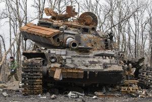 V Debalceve sa odohrávali posledné väčšie boje ukrajinskej občianskej vojny.