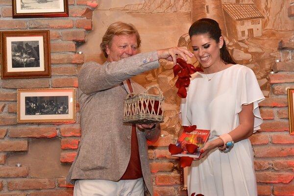 Jankinu prvotinu pokrstil lupienkami Maroš Kramár.