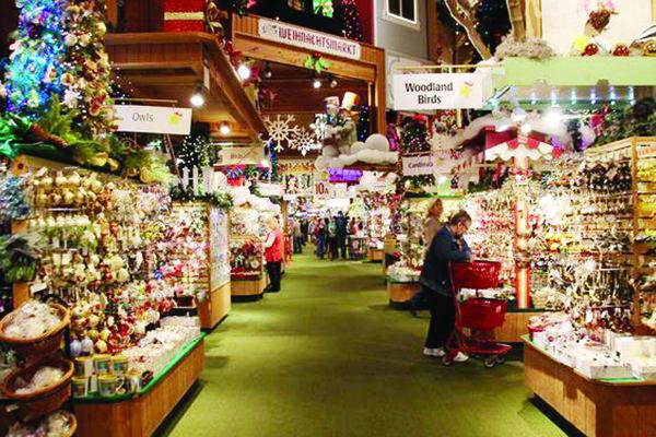 Najväčší vianočný obchod.