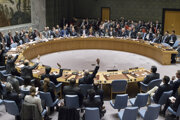Za rezolúciu, ktorá umožňuje tieto rozhovory, hlasovalo v Bezpečnostnej rade OSN minulý rok viac než sto krajín.