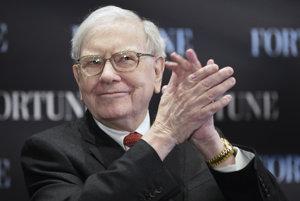 Najväčší nárast hodnoty majetku tento rok zaznamenal americký investor Warren Buffett.