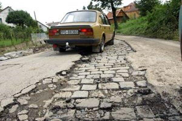 Škody sú vysoké, bilancuje aj Trenčiansky kraj.
