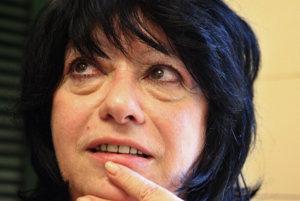 Zuzana Szatmáry.