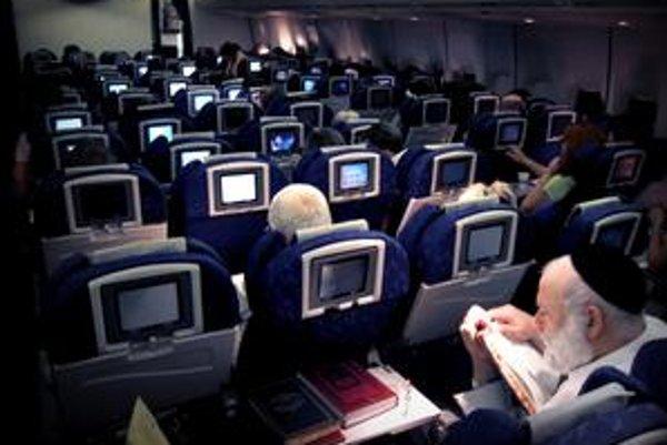 Lietať sa už ľudia tak neboja.