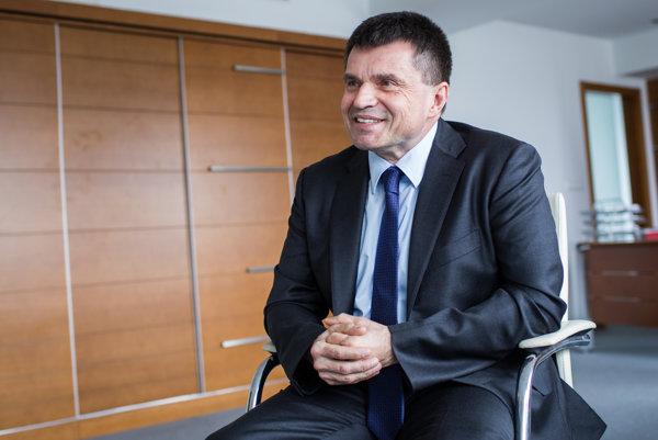 Minister Školstva Peter Plavčan