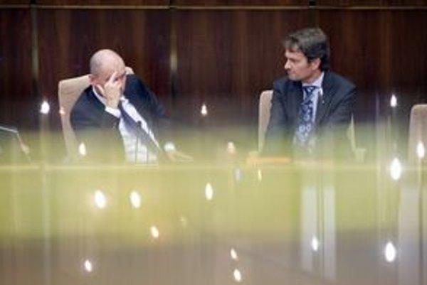 S tímom SaS možno bude chodiť na rokovania aj Matovič.