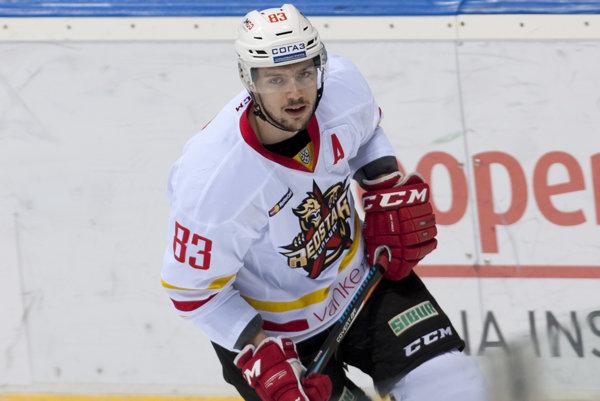 Martin Bakoš žiaril.