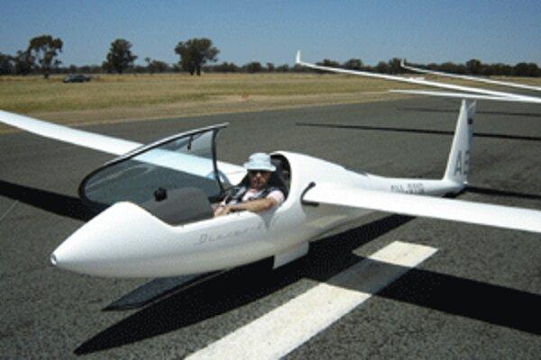 Riaditeľ prievidzského letiska Ľuboš Jánošík nemá obavu o budúcnosť bezmotorového lietania na Slovensku.