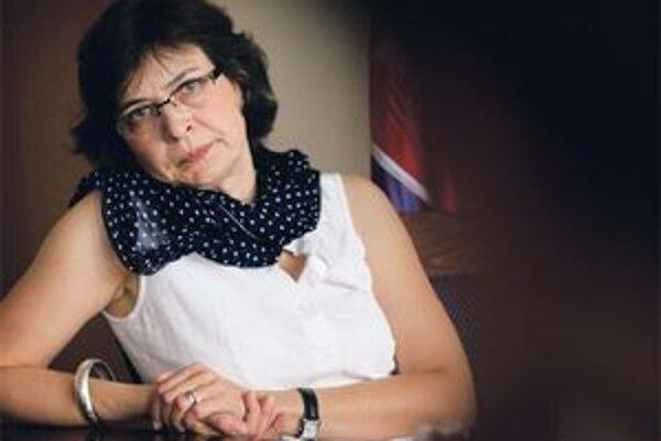 Lucia Žitňanská vstúpila do SDKÚ v roku 2007. Dnes je podpredsedníčkou strany a šéfkou jej bratislavskej organizácie.