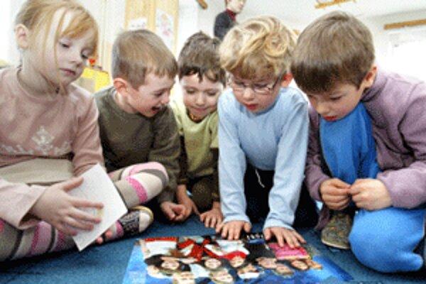 Hornonitrianske škôlky vychádzajú v ústrety zamestnaným rodičom.