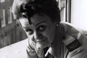 Clare Hollingworthová.