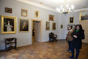 Galéria starých majstrov.