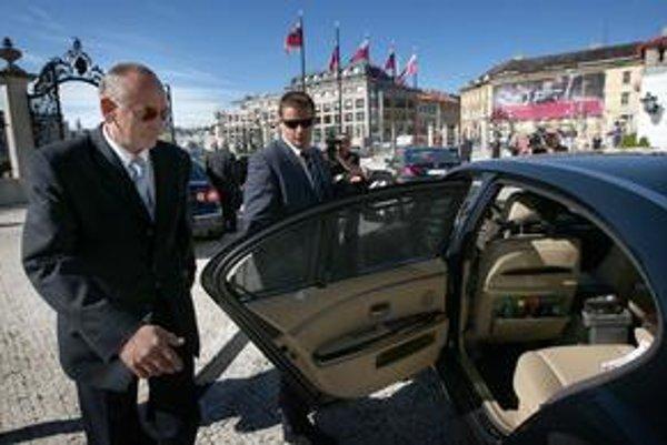 Šéf SIS Karol Mitrík by mal po novom riadiť organizáciu čiastočne podobnú polícii.
