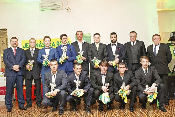 Jedenástka roka 2015/2016 ObFZ Žilina.