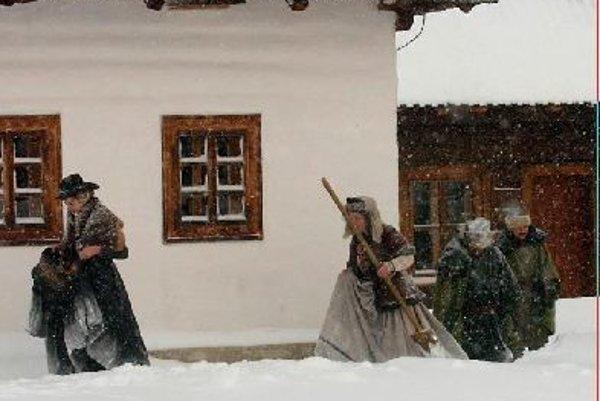 Múzeum liptovskej dediny vPribyline bude pred požiarom chrániť vodojem.