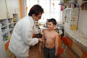 Ochorenia hlásilo 58 percent praktických lekárov pre deti a dorast.