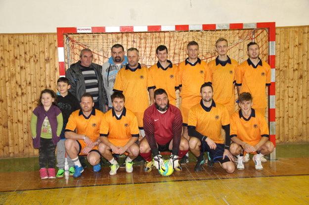 2. miesto - FC Miešanka.