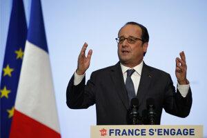 Hollande Trumpovi: Nepotrebujeme rady čo máme robiť