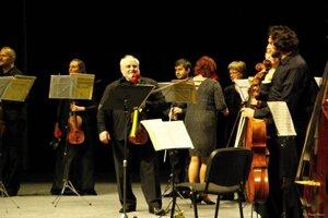 Novoročný koncert v Čadci.