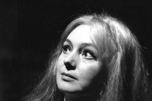 Herečka Zdena Gruberová zomrela vo veku 83 rokov.