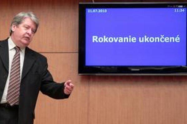 Mládež z SDKÚ bude spolupracovať s Viktorom Nižňanským.